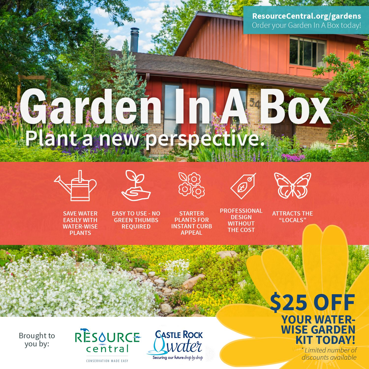 2019 Garden in a box ad